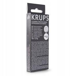 Tabletki czyszczące do ekspresów KRUPS XS3000 10 sztuk
