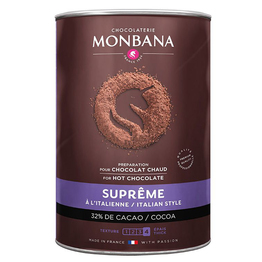 Czekolada na gorąco Monbana Supreme 1kg