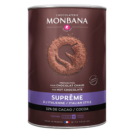 Czekolada na gorąco Monbana Supreme 1kg (1)