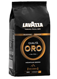Lavazza Qualita Oro Mountain Grown, kawa ziarnista, 1kg