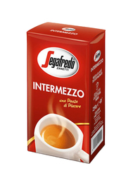 Segafredo Intermezzo, kawa mielona, 250g