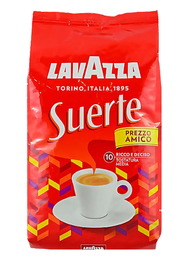 Lavazza Suerte kawa ziarnista 1kg