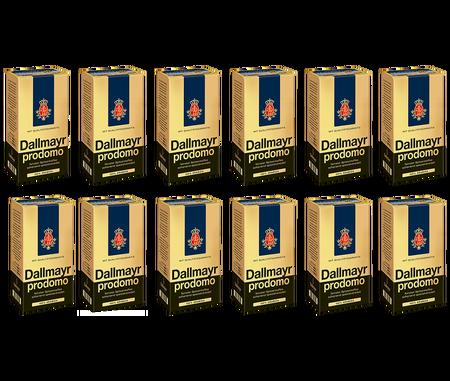 12x Dallmayr Prodomo kawa mielona 500g (1)