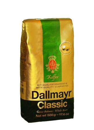 Dallmayr Classic kawa ziarnista 500g (1)