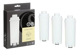 3x Filtr wody DeLonghi DLSC002 (SER3017) 5513292811 zamiennik Seltino OVALE