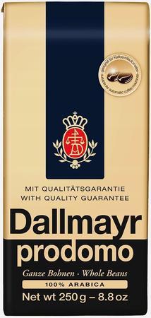 Dallmayr Prodomo, kawa ziarnista, 250g (1)