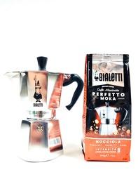 Kawiarka Bialetti Moka Express 6tz + kawa Perfetto Moka gratis