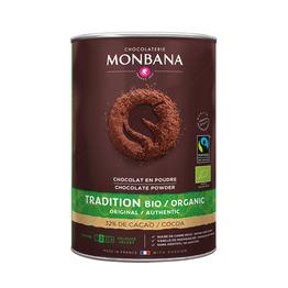 Czekolada na gorąco Monbana BIO 1kg