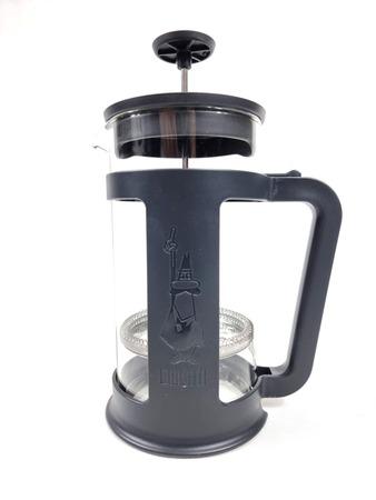 Bialetti French Press Smart 350ml Czarna-Zaparzacz do kawy  (1)