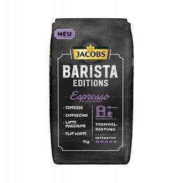 Jacobs Barista Espresso kawa ziarnista 1 kg