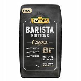 Jacobs Barista Crema kawa ziarnista 1kg