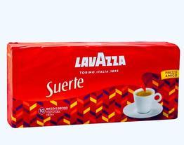 Lavazza Suerte 4x 250g, kawa mielona