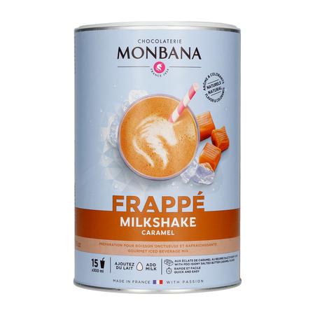 Monbana Caramel Frappe Milkshake 1kg (1)