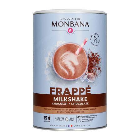 Monbana Chocolat Frappe Milkshake 1kg (1)
