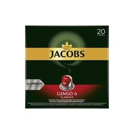 Jacobs Lungo Classico 6 kapsułki 20 szt. NESPRESSO