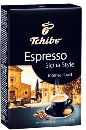 Tchibo Sicilia Style 250 g kawa mielona (1)