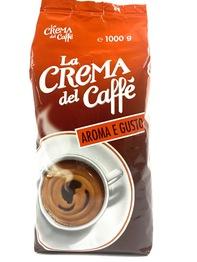 Pellini La Crema Del Caffe E Gusto Aroma  kawa ziarnista 1kg