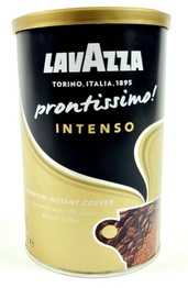 Lavazza Prontissimo Intenso kawa rozpuszczalna puszka 95g