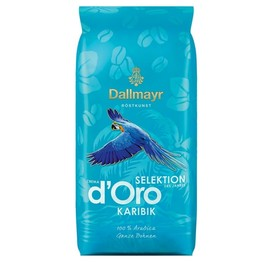 Dallmayr D'Oro Selektion des Jahres Karibik 1kg kawa ziarnista