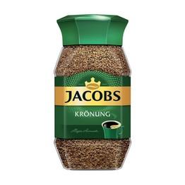 Jacobs Kronung kawa rozpuszczalna 100g w słoiku