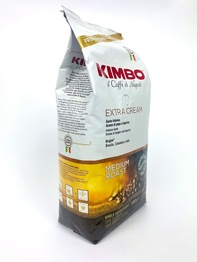 KIMBO EXTRA CREAM kawa ziarnista 1kg