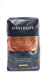 DAVIDOFF ESPRESSO 57 INTENSE kawa ziarnista 500g