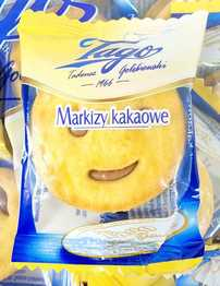 Markizy kakaowe Tago Tadeusz Gołębiewski 1szt 15g