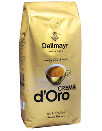 Dallmayr Crema d'Oro, kawa ziarnista, 1kg