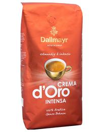 Dallmayr Crema d'Oro Intensa, kawa ziarnista, 1kg