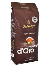 Dallmayr Espresso d'Oro, kawa ziarnista, 1kg