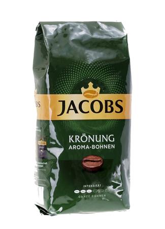 Jacobs Kronung, kawa ziarnista, 500g (1)