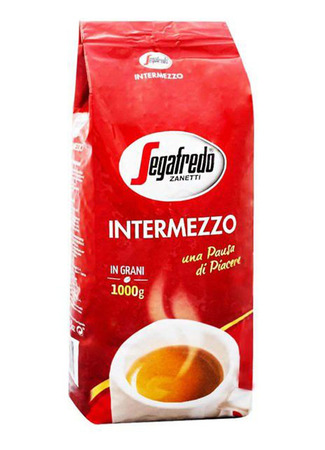 Segafredo Intermezzo, kawa ziarnista, 1kg (1)