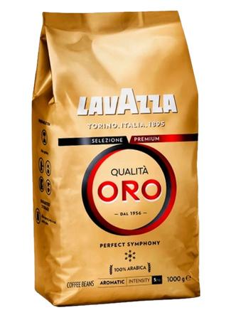 Lavazza Qualita Oro, kawa ziarnista, 1kg (1)