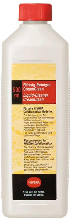 Płyn czyszczący system spieniania mleka NIVONA CreamClean NICC 705 500ml